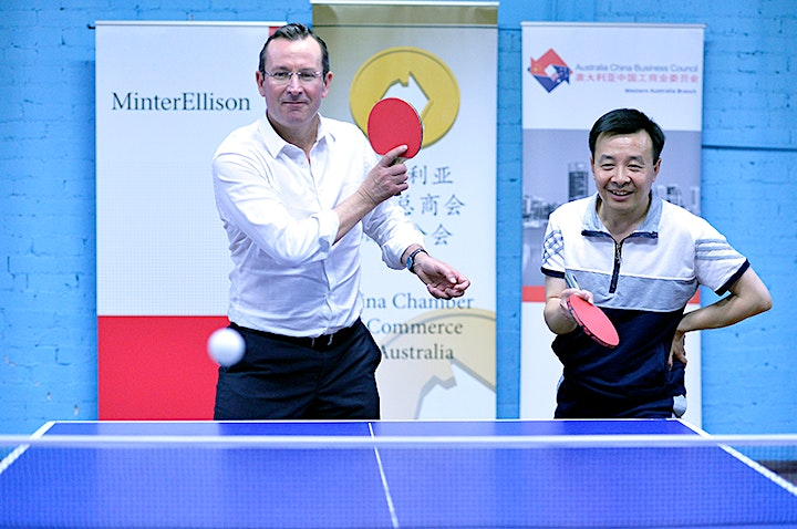 ACBC WA & CCCA (Perth Branch) Ping Pong Friendship Games image