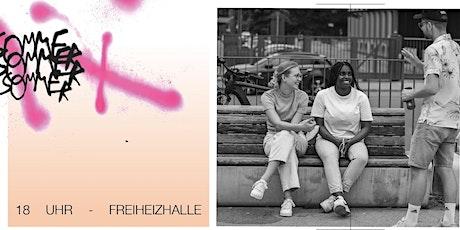 HILLSONG MÜNCHEN - MICRO CHURCH - FREIHEIZHALLE - 18:00 UHR // 08.08.2021 Tickets