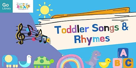 Toddler Songs and Rhymes | Early READ tickets