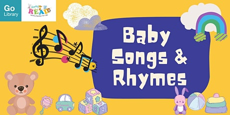 Baby Songs and Rhymes tickets