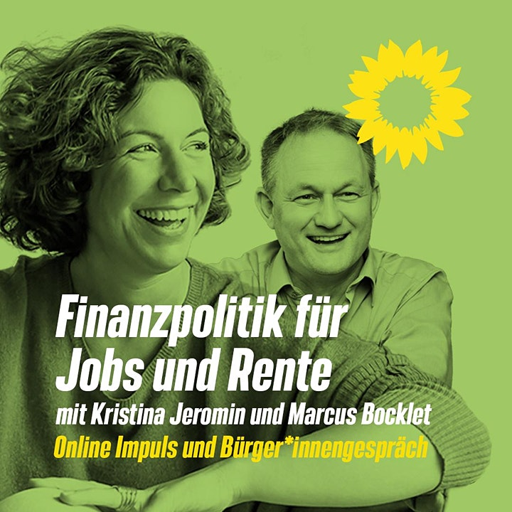 Finanzpolitik für Jobs und Rente: Bild