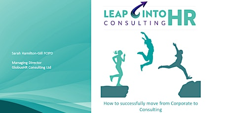 How to Become a Successful HR Consultant tickets