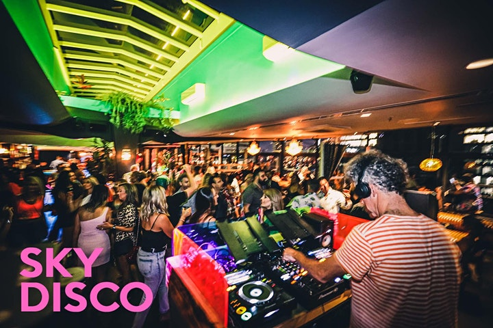 Sky Disco - Grand Final Long Weekend Special image