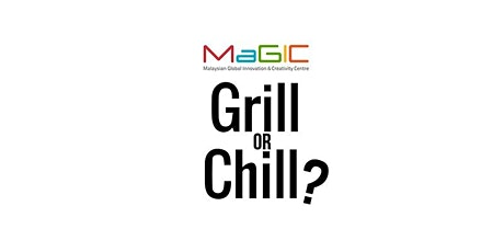 Virtual Grill or Chill Borneo Edition #August tickets