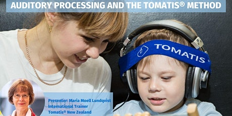 Auditory Processing and the Tomatis® Method tickets