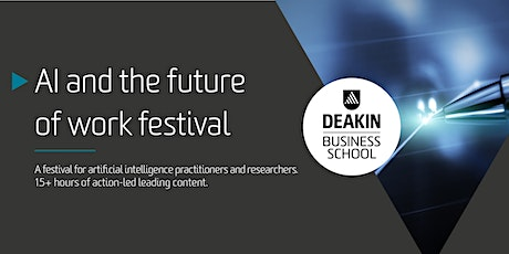 AI and the Future of Work festival tickets