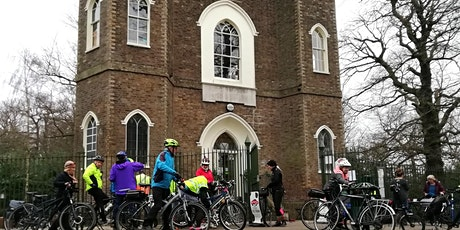 Peckham to Shooters Hill - Healthy Cycle Ride tickets