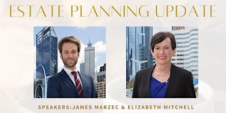 Estate Planning Update tickets
