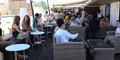 New Date! Rooftoppers Barcelona. Cocktails, DJ's and more entradas