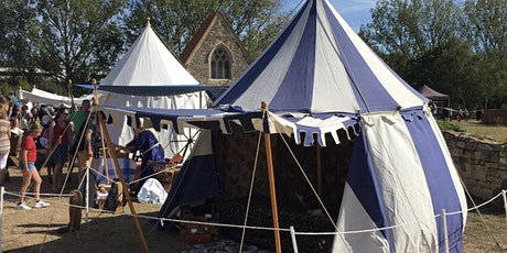 Bradwell Abbey Medieval Open Day! tickets