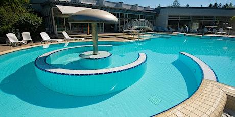 Schwimmslot 09.08.2021 17:00 - 20:00 Uhr  (Nur Außenbereich) Tickets