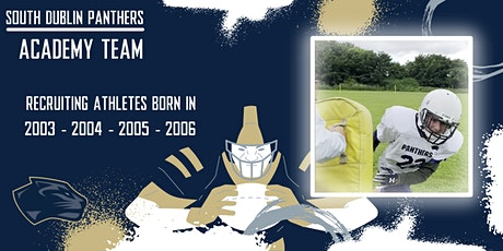 South Dublin Panthers American Football Academy Tryout tickets