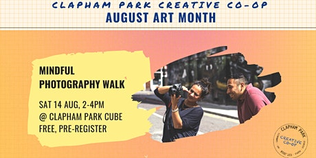 Mindful Photography Walk tickets