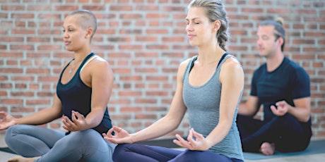 Morning Flow mit Franzi  (Meditation & Yoga Mix) tickets
