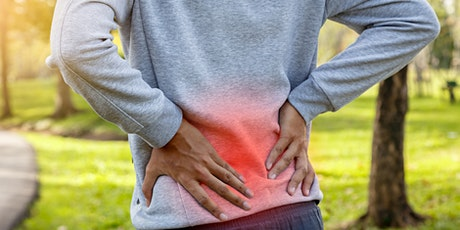 Managing Lower Back Pain & Sciatica Carefully & Sensibly tickets