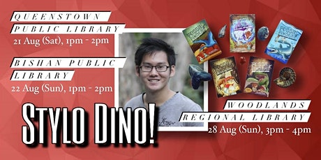 Stylo Dino! with Andy Chua tickets