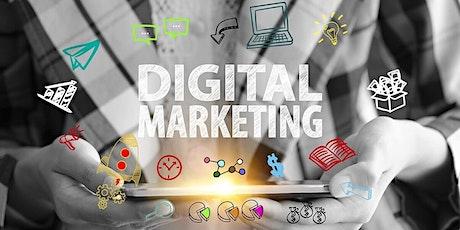 Digital Marketing Certification Training tickets