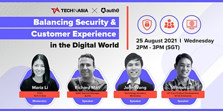 Balancing Security & Customer Experience in the Digital World Tickets