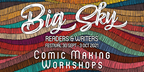 Act Belong Commit Comic Making Workshops with Campbell Whyte tickets