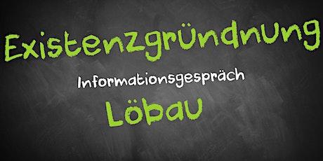 Existenzgründung Online kostenfrei - Infos - AVGS Löbau Tickets