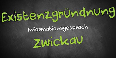 Existenzgründung Online kostenfrei - Infos - AVGS Zwickau Tickets