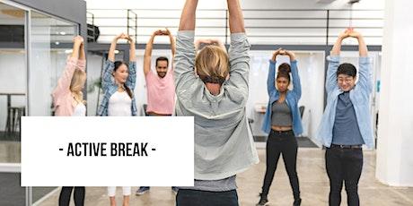 Perfect Break - Nutze deine Pause aktiv tickets