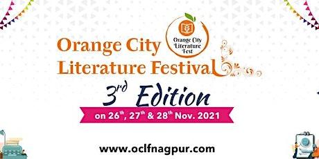 Orange City Literature Festival tickets