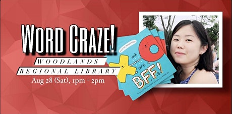 Word Craze! with Lynette Teo tickets