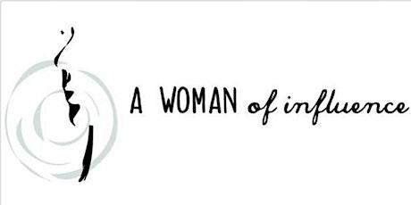 'A Women of Influence'. Fundraising Gala High Tea tickets