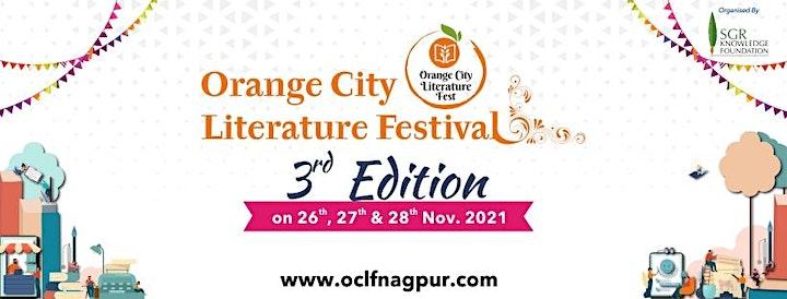 Orange City Literature Festival image
