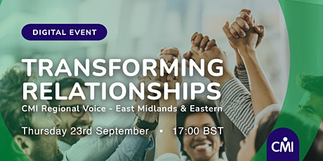 Transforming Relationships tickets