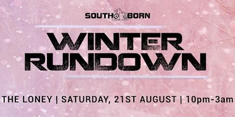 South Born presents: Winter Rundown Invercargill tickets