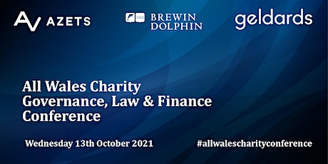 All Wales Charity Governance, Law & Finance Conference 2021 tickets