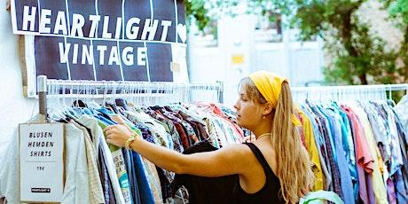 Heartlight Vintage Pop Up Event am Wochenende Tickets