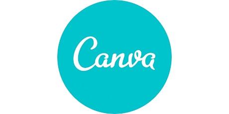 Personnaliser son CV sur Canva billets