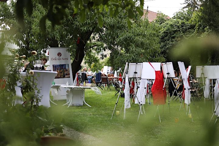 Weingut K-J Thul x Entkorkte Kunst | 08. August 2021: Bild