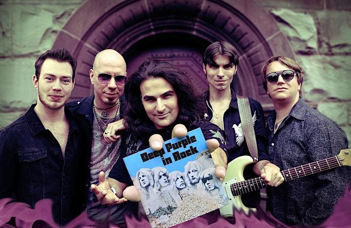 Soester Kultur Station - DEMONS EYE - Professional Deep Purple Tribute: Bild
