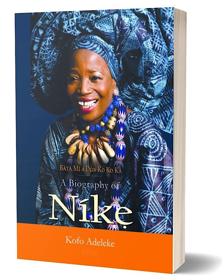 Nike 'Adire Queen' - The Power of African Art - Black History Month image