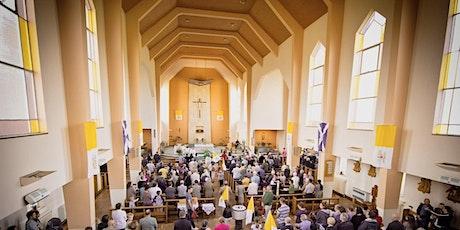 Holy Sunday Mass tickets