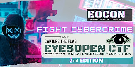 EyesOpen CTF - Hacking Competition tickets