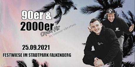 90er & 2000er Open Air** by Summer Vibrations, Die Genossen Fett Tickets