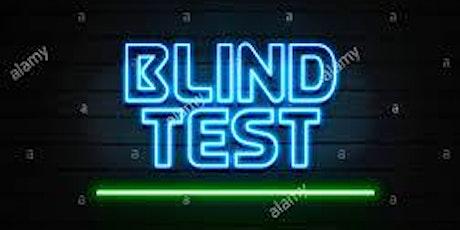 MEGA BLINDTEST tickets