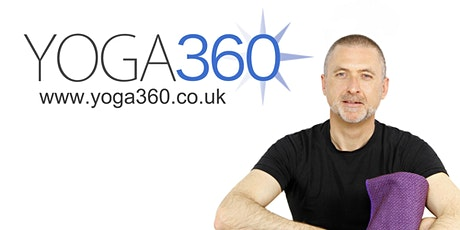 Sunday evening yoga class - 7pm - 8.15pm in West Hampstead tickets