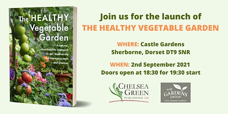 The Healthy Vegetable Garden tickets
