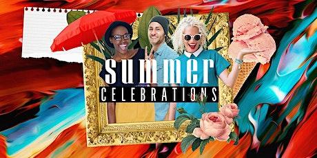 ICF Sommerkirche | Gottesdienst  08. August 11:00 Uhr Tickets