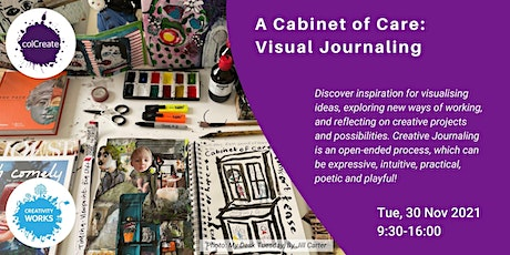 A Cabinet of Care: Visual Journaling tickets