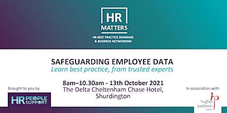 HR Matters - Safeguarding Employee Data tickets