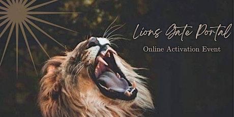 LIONS GATE PORTAL ONLINE ACTIVATION EVENT tickets
