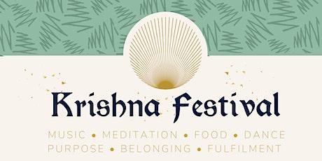 Sunday Krishna Festival tickets