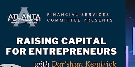 Raising Capital for Entrepreneurs tickets